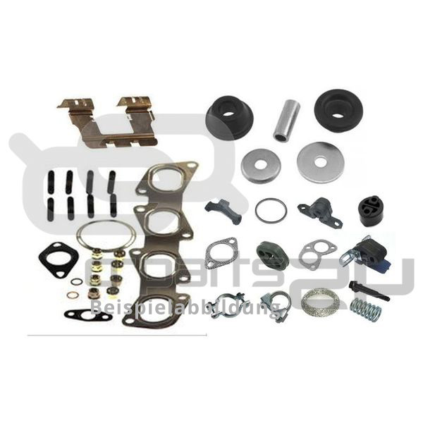 Mounting Kit, charger BTS Turbo T931375ABS