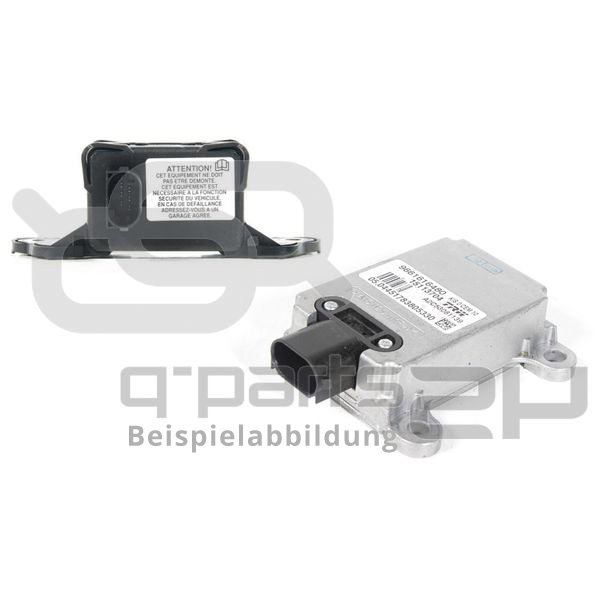 BOSCH Sensor, longitudinal-/lateral acceleration 0 265 005 854