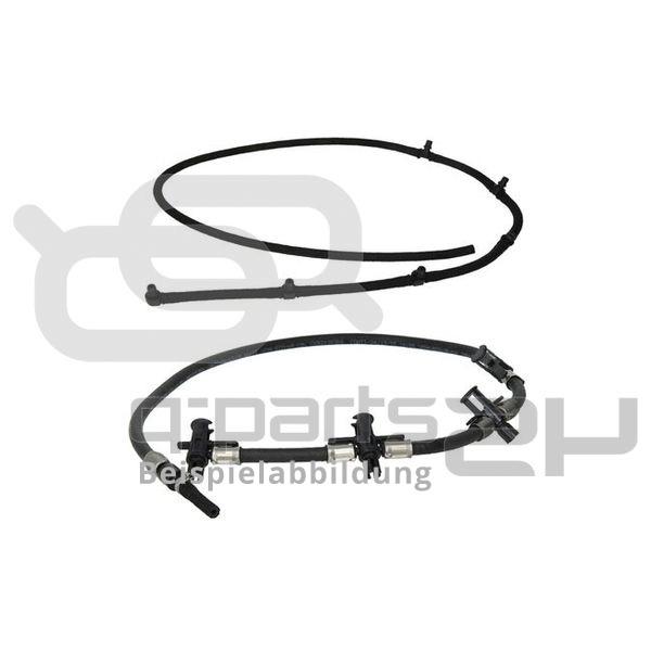 Schlauch, Leckkraftstoff BOSCH 0 445 130 055 VW