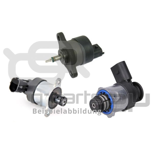 Regelventil, Kraftstoffmenge (Common-Rail-System) BOSCH 0 928 400 724 FENDT