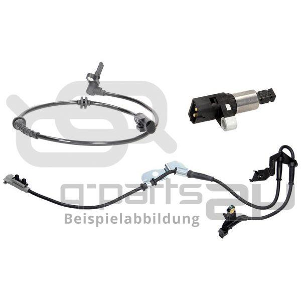 Sensor, Raddrehzahl BOSCH 0 986 594 583 FIAT