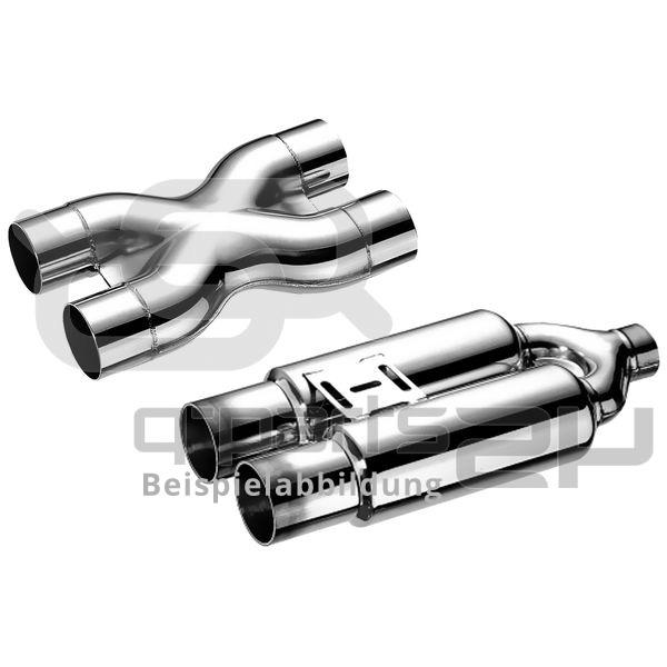 BOSAL Exhaust Pipe, universal 261-854