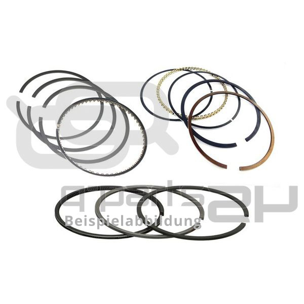 Piston Ring Kit KOLBENSCHMIDT 800001013000 AUDI VW