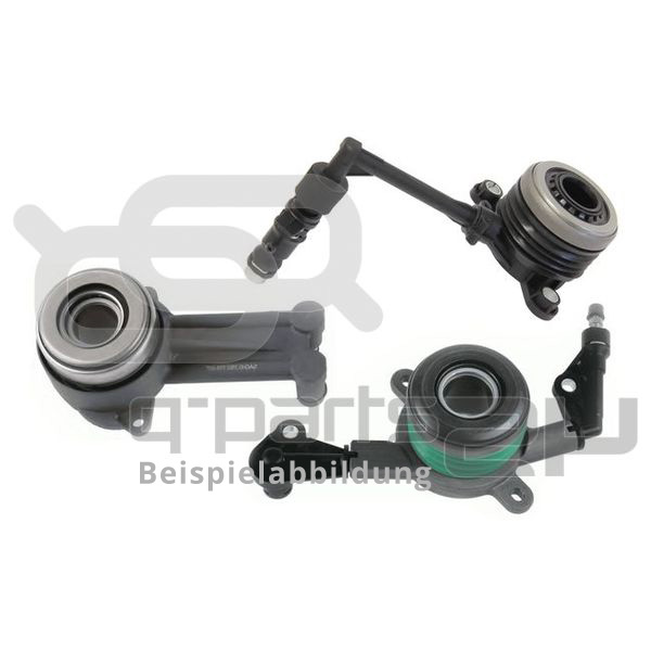 Central Slave Cylinder, clutch VALEO 810123 AUDI FORD SEAT SKODA VW AUDI (FAW)