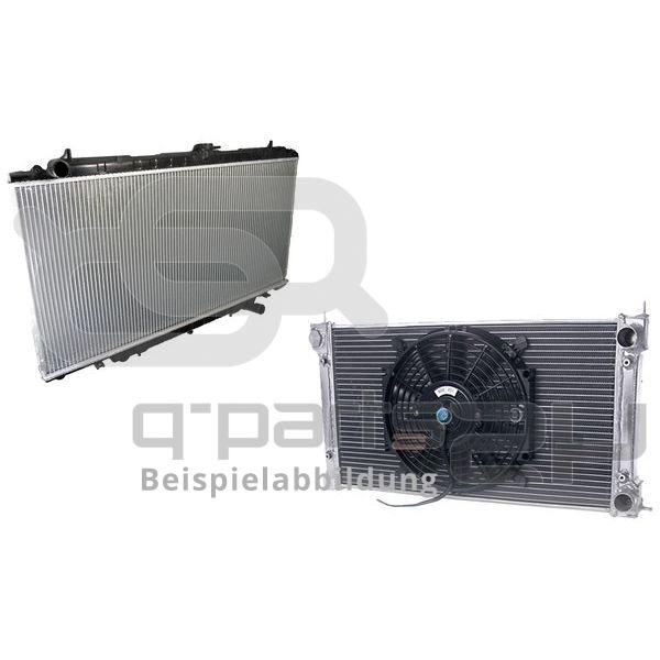 HELLA Heat Exchanger 8MK 376 733-644