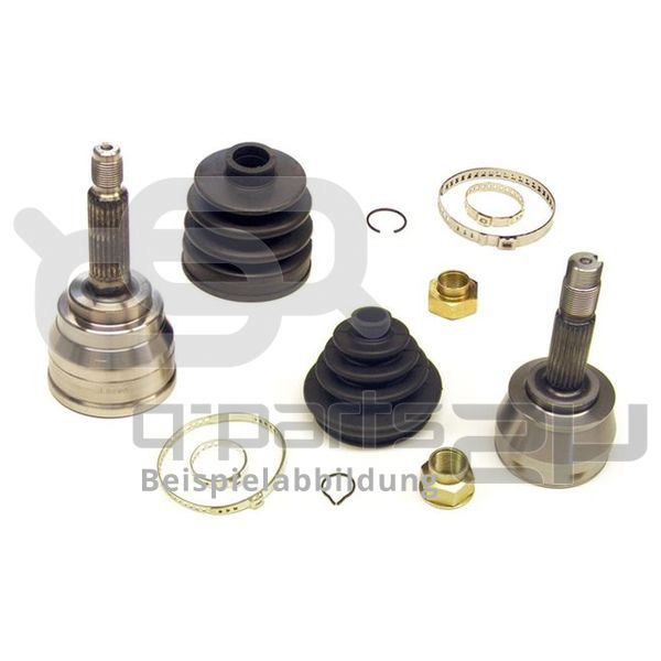 Joint Kit, drive shaft AUTEX 821173 MERCEDES-BENZ