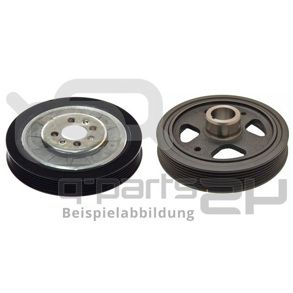 KOLBENSCHMIDT Main Bearings, crankshaft 87368600