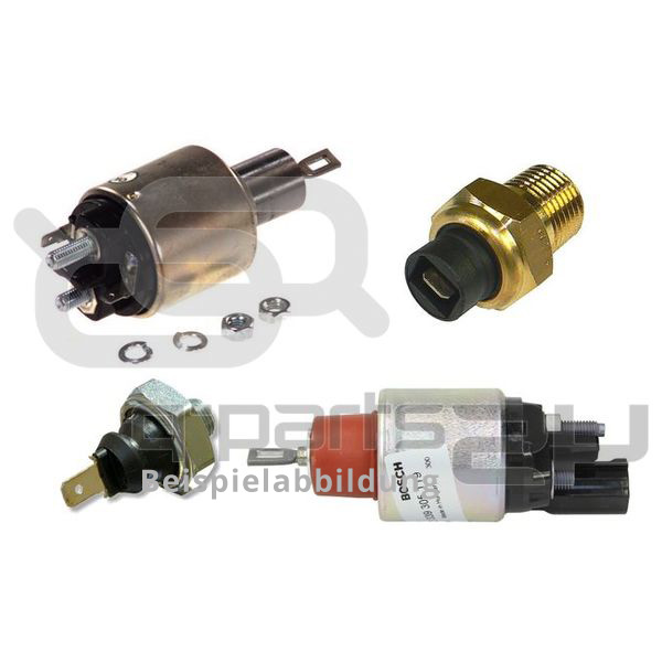 BOSCH Solenoid Switch, starter 0 331 402 077