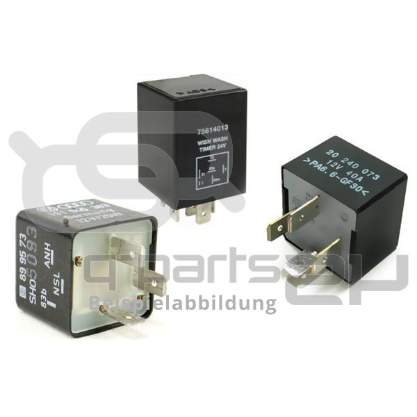 Control Unit, glow plug system BOSCH 0 281 003 024 IVECO