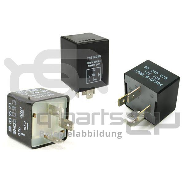 Control Unit, glow plug system BOSCH 0 281 003 083 AUDI SEAT SKODA VW HITACHI