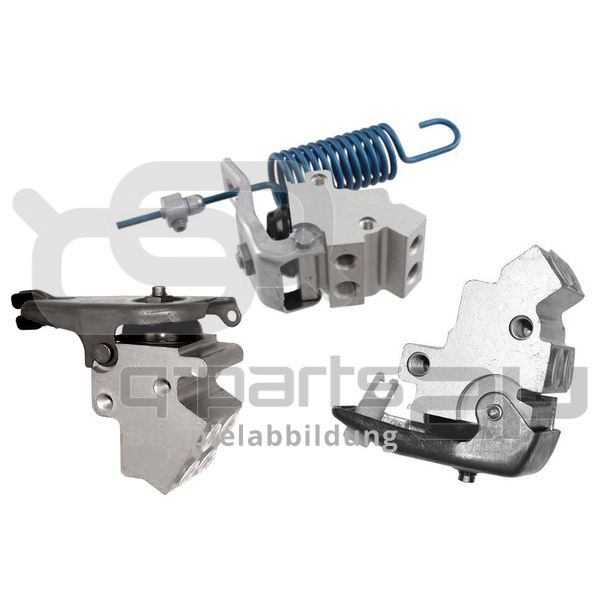 Brake Power Regulator ATE 03.6582-0011.3 CITROËN PEUGEOT