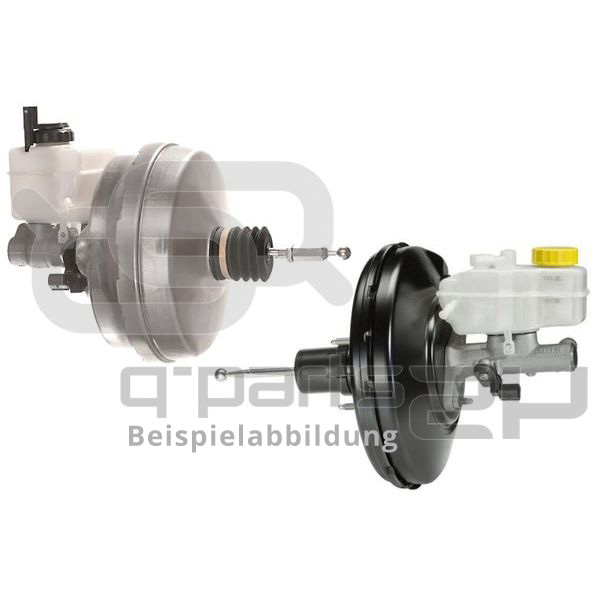Bremskraftverstärker ATE 03.6855-1202.4 MERCEDES-BENZ
