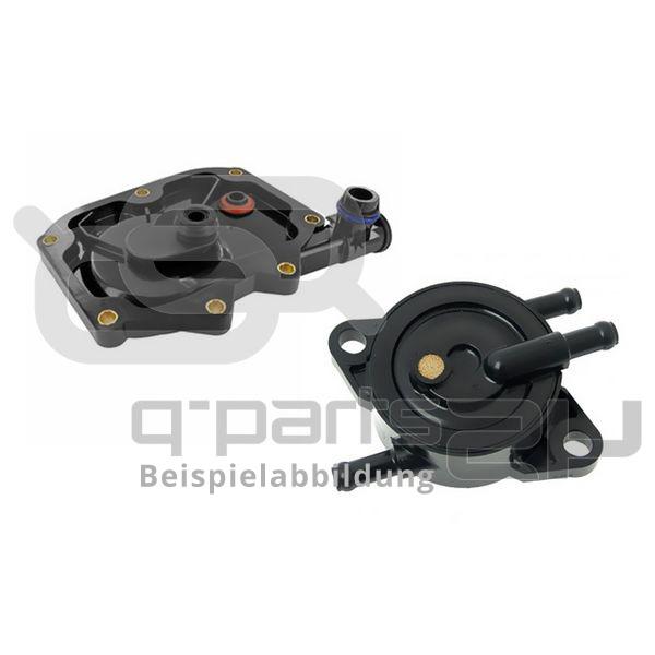 Unterdrucksteuerventil, Abgasrückführung BorgWarner (Wahler) 710612 VW