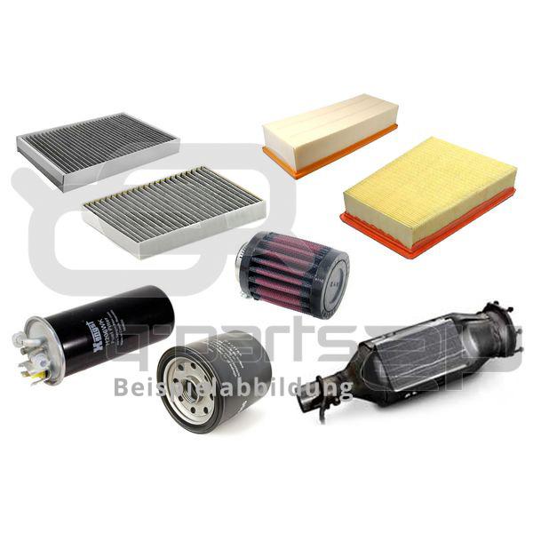 BOSCH Fuel filter 1 687 434 051